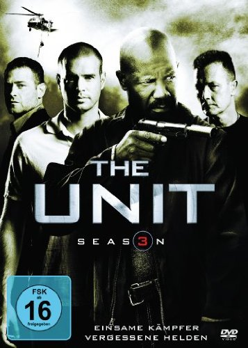 DVD - The Unit - Staffel 3