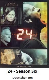 DVD - 24 - Staffel 6 (Spindel Box)