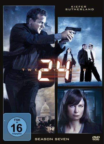 DVD - 24 - Staffel 7