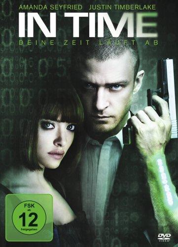 DVD - In Time - Deine Zeit läuft ab