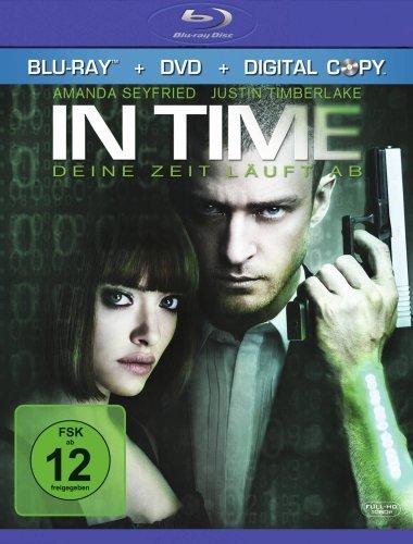 Blu-ray - In Time - Deine Zeit läuft ab (inkl. DVD & Digital Copy)