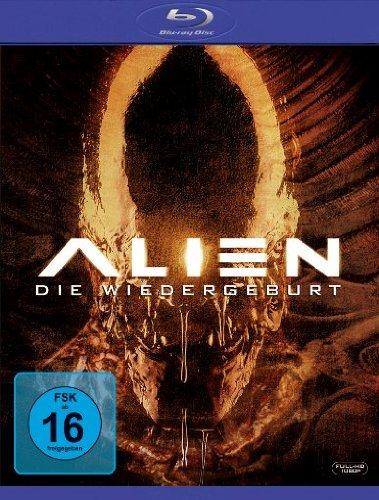 Blu-ray - Alien - Die Wiedergeburt (Alien Resurrection)