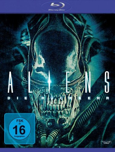 Blu-ray - Aliens - Die Rückkehr [Blu-ray]