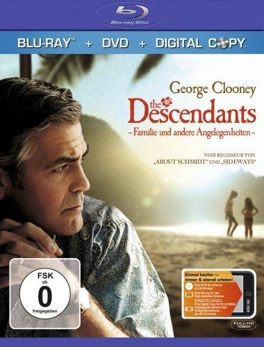 Blu-ray - The Descendants - Familie und andere Angelegenheiten (  DVD)