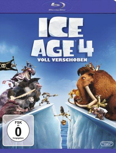 Blu-ray - Ice Age 4 - Voll verschoben