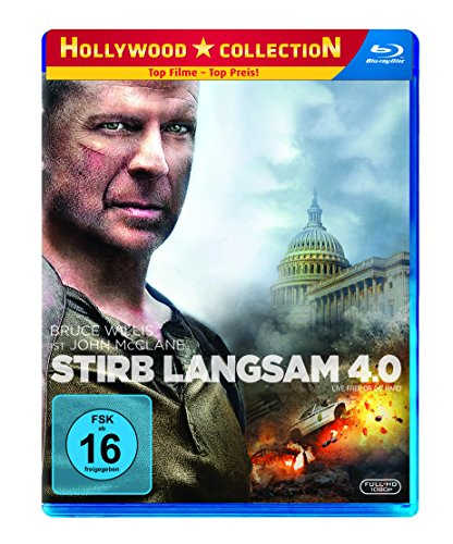 Blu-ray - Stirb langsam 4.0