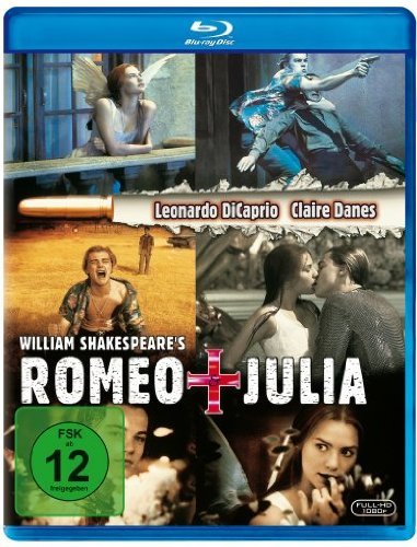 Blu-ray - Romeo & Julia