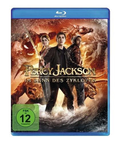 Blu-ray - Percy Jackson - Im Bann des Zyklopen