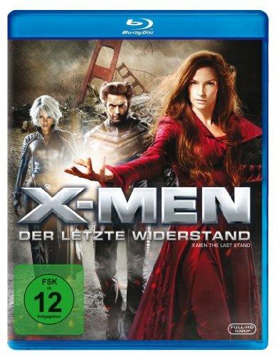 Blu-ray - X-Men: Der letzte Widerstand