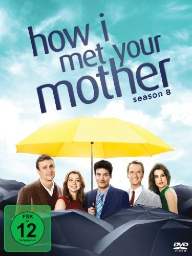 DVD - How I Met Your Mother - Staffel 8