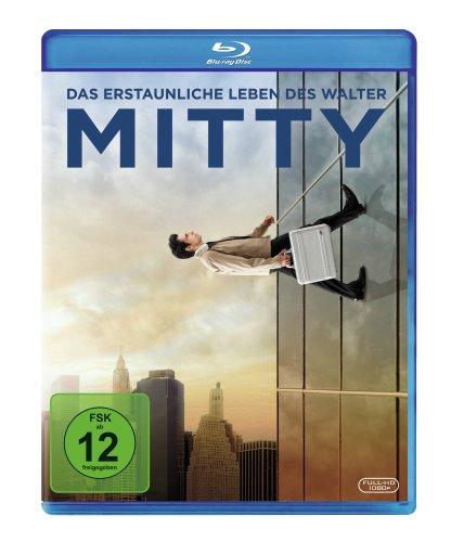 Blu-ray - Das erstaunliche Leben des Walter Mitty