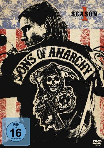 DVD - Sons Of Anarchy - Staffel 1