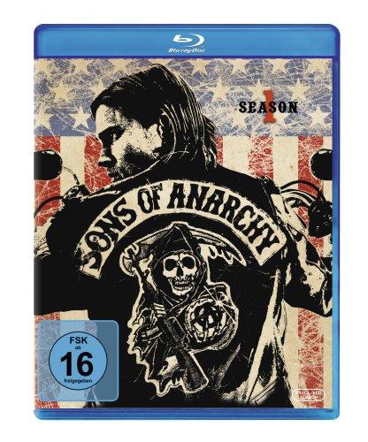 Blu-ray - Sons of Anarchy - Staffel 1