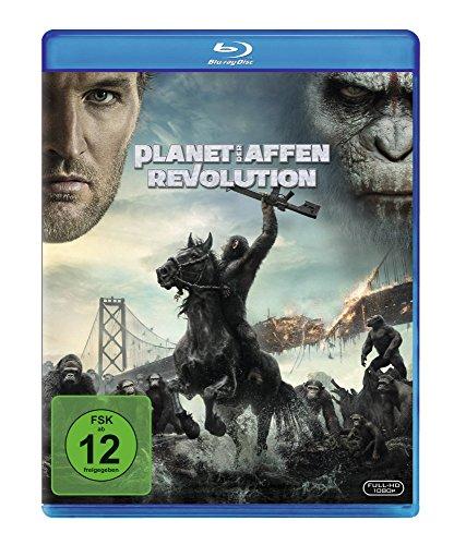 Blu-ray - Planet der Affen - Revolution