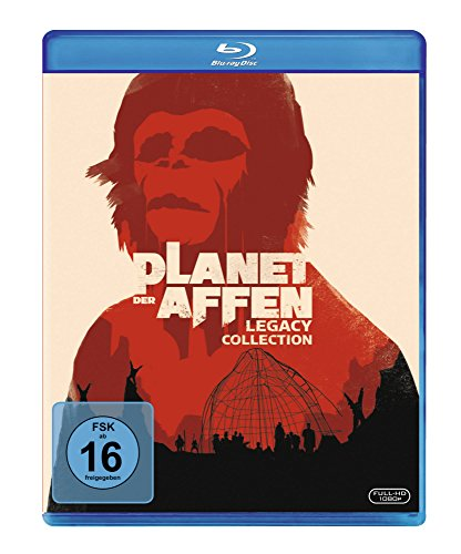Blu-ray - Planet der Affen - Legacy Collection [Blu-ray]