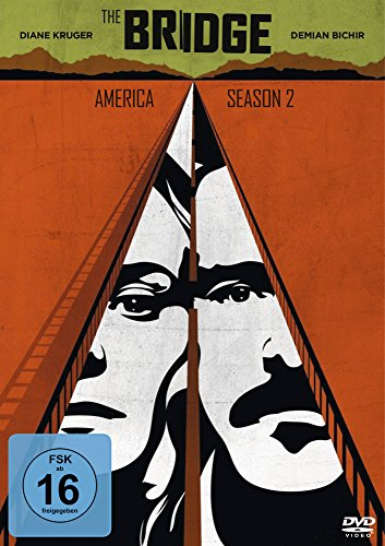 DVD - The Bridge - Season 2 [4 DVDs]