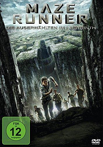 DVD - Maze Runner - Die Auserwählten im Labyrinth