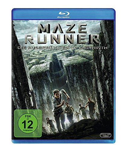 Blu-ray - Maze Runner - Die Auserwählten im Labyrinth