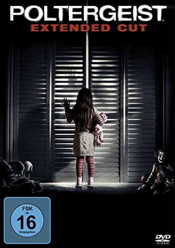 DVD - Poltergeist (2015) (Extended Cut)