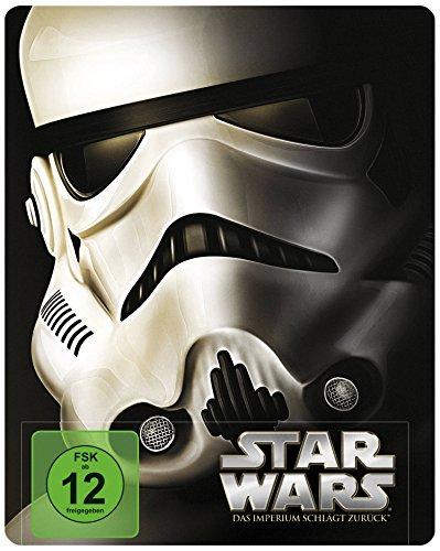 Blu-ray - Star Wars: Das Imperium schlägt zurück (Steelbook) [Blu-ray] [Limited Edition]