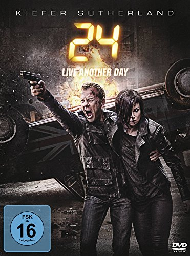 DVD - 24: Live another Day - Staffel 9
