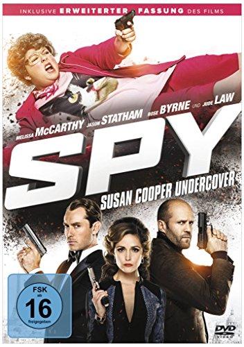 DVD - Spy - Susan Cooper Undercover