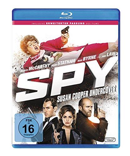Blu-ray - Spy - Susan Cooper Undercover