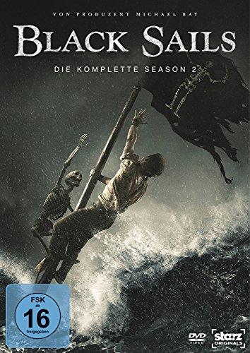 DVD - Black Sails - Staffel 2