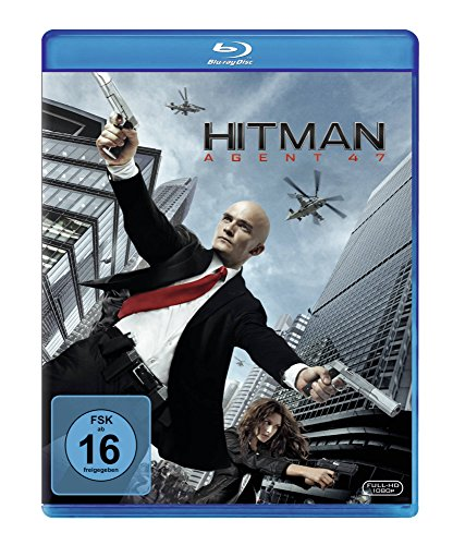 Blu-ray - Hitman: Agent 47