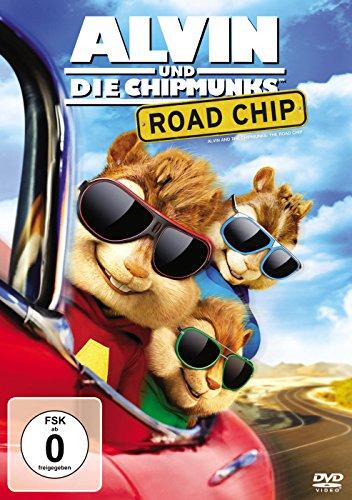 DVD - Alvin und die Chipmunks: Road Trip
