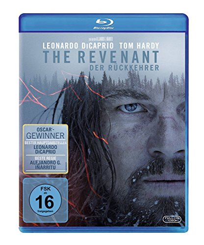 Blu-ray - The Revenant - der Rückkehrer