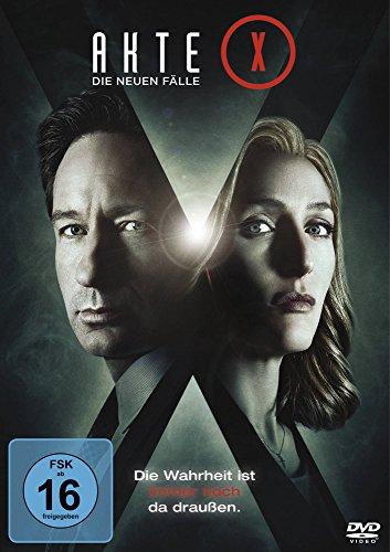 DVD - Akte X - Die neuen Fälle [3 DVDs]
