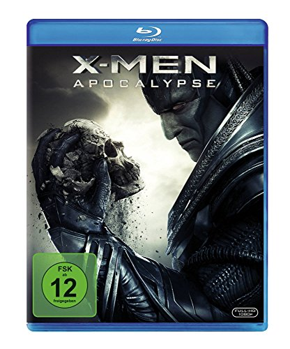 Blu-ray - X-Men - Apocalypse