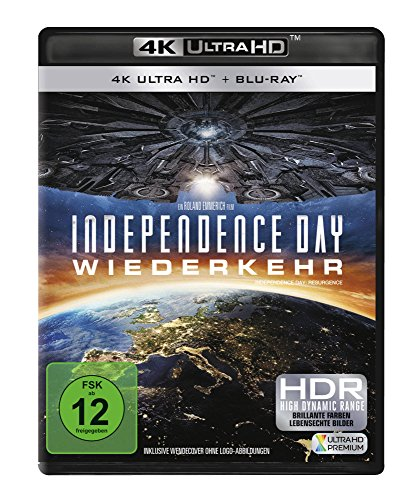 Blu-ray - Independence Day: Wiederkehr Ultra HD (  Blu-ray)