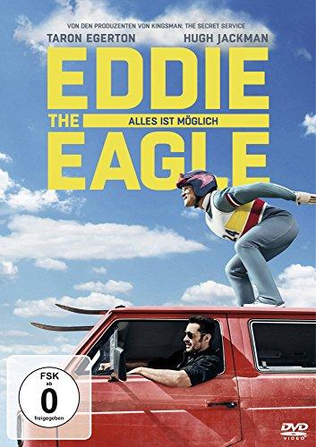 DVD - Eddie the Eagle - Alles ist möglich