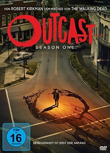 DVD - Outcast - Staffel 1