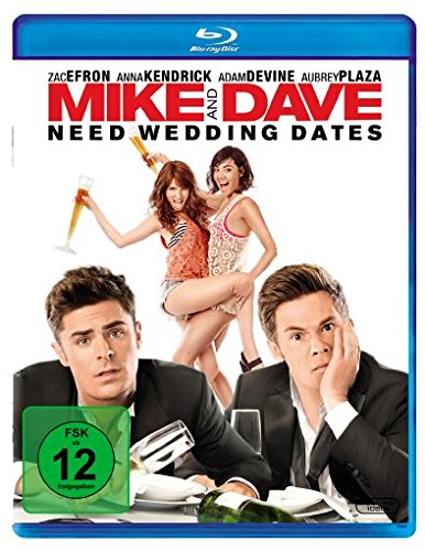 Blu-ray - Mike and Dave need Wedding Dates