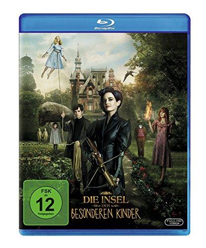 Blu-ray - Die Insel der besonderen Kinder