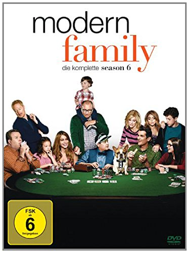 DVD - Modern Family - Staffel 6