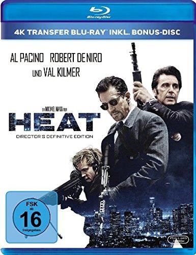 Blu-ray - Heat (Director's Definitive Edition)