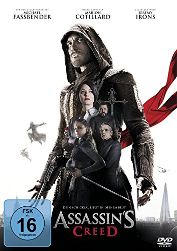DVD - Assassin's Creed