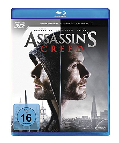 Blu-ray - Assassin's Creed 3D ( Blu-ray) (2-Disc Edition)
