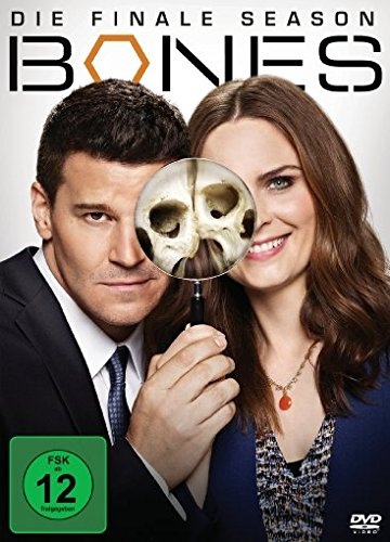 DVD - Bones - Season Twelve [3 DVDs]