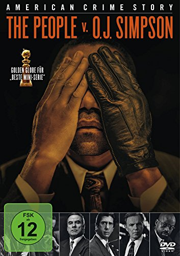 DVD - American Crime Story - The People v. O.J. Simpson - Staffel 1