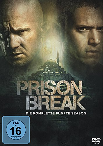 Prison Break Reboot - Die Action / Thriller Serie