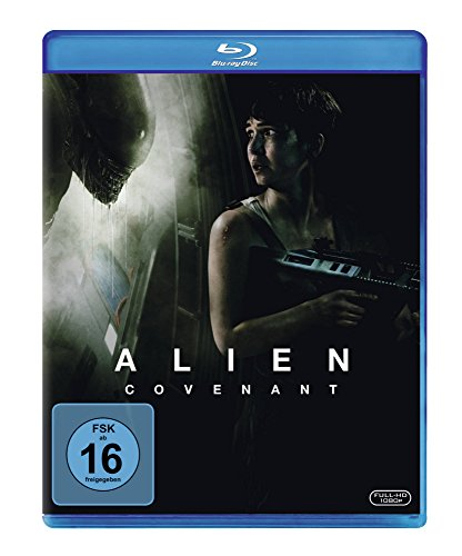 Blu-ray - Alien: Covenant [Blu-ray]