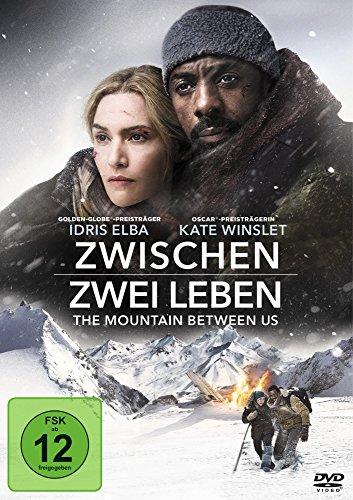 DVD - Zwischen zwei Leben - The Mountain Between Us