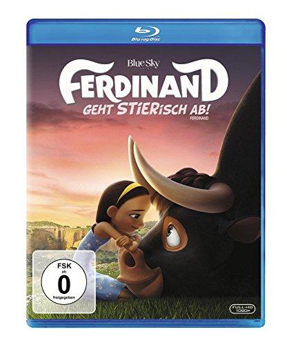 Blu-ray - Ferdinand - Geht STIERisch ab!