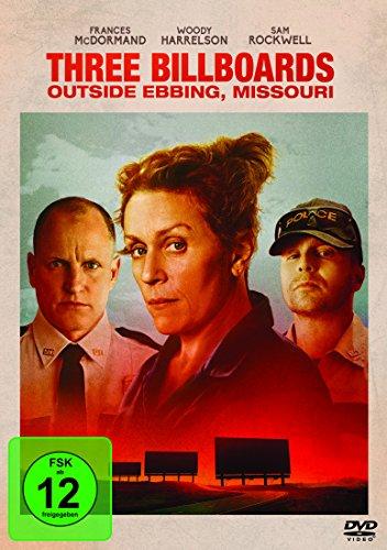 DVD - Three Billboards Outside Ebbing, Missouri