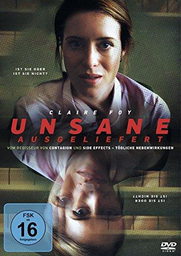DVD - Unsane - Ausgeliefert